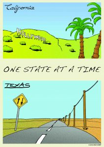 One state at a time